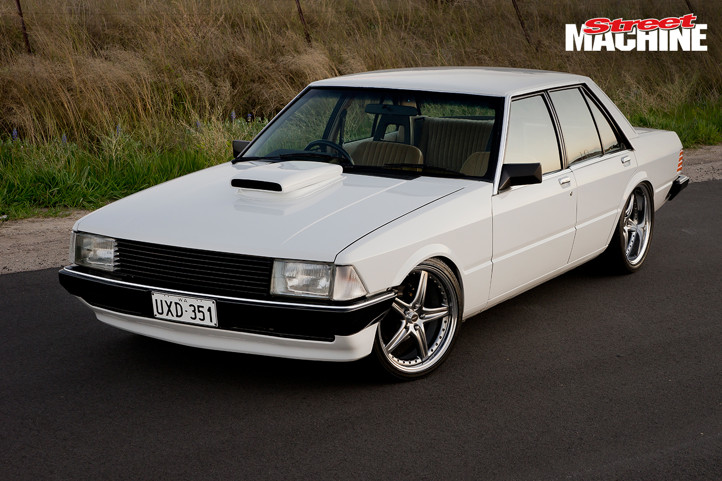 Ford XD Fairmont Ghia 351 4