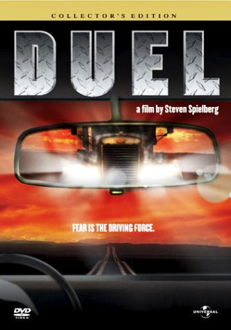 Duel 1971 Movie Cover