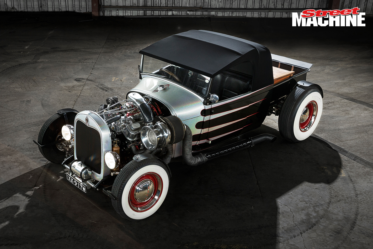 29 Ford Roadster Pick Up Big Block Turbo 1
