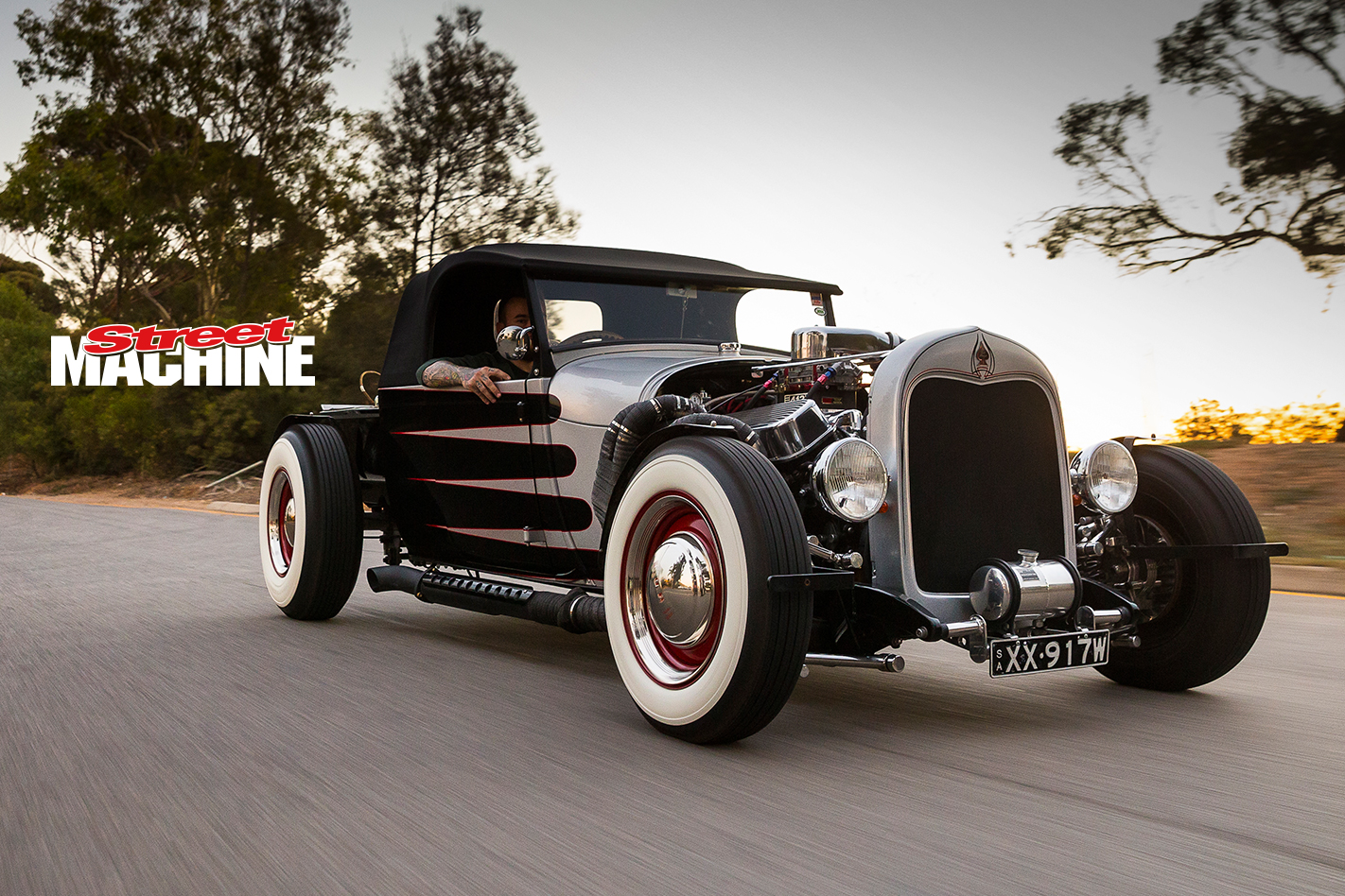 29 Ford Roadster Pick Up Big Block Turbo 16