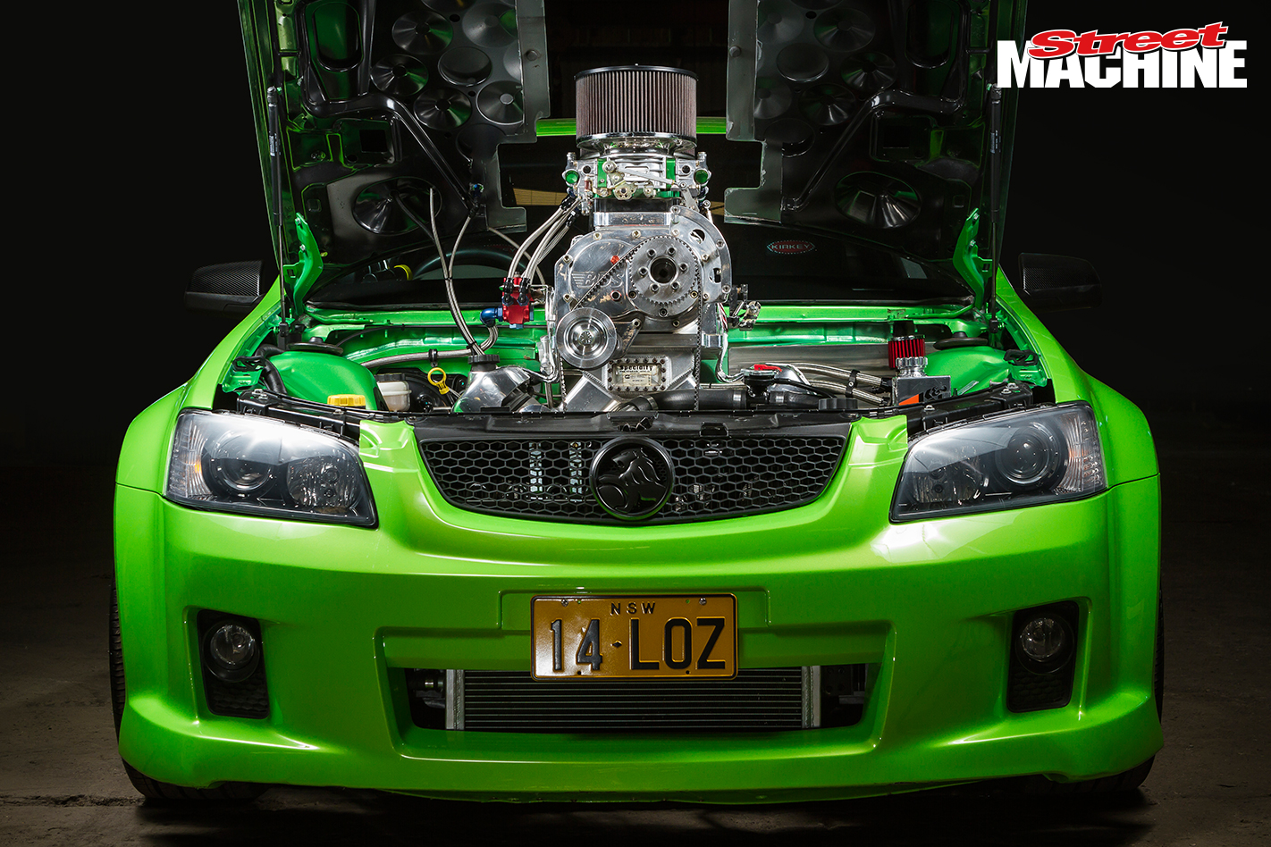 Holden VE Ute Blown LS 1
