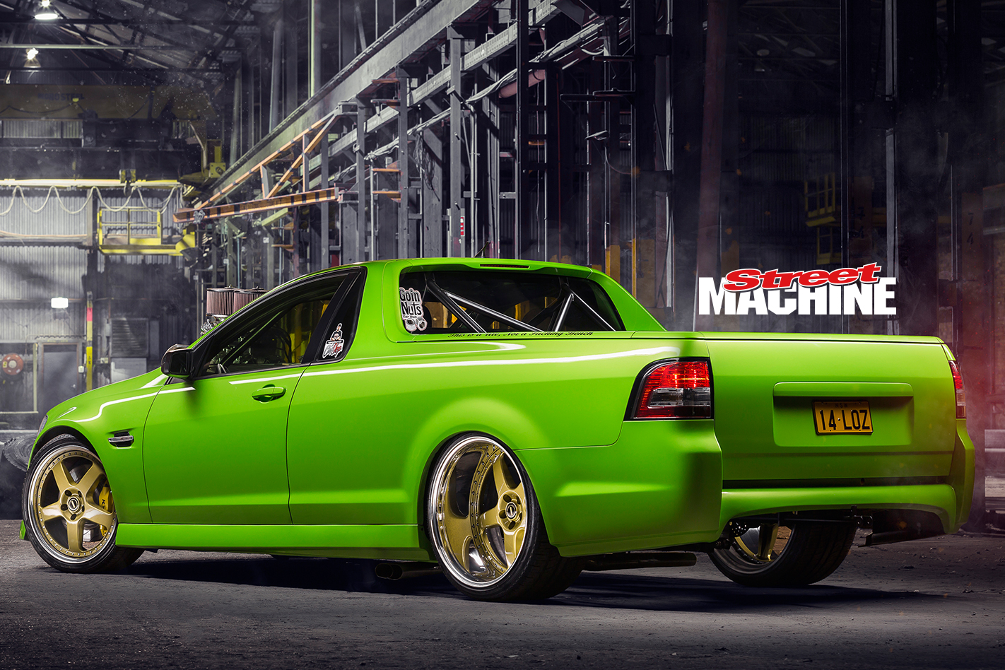 Holden VE Ute Blown LS 5