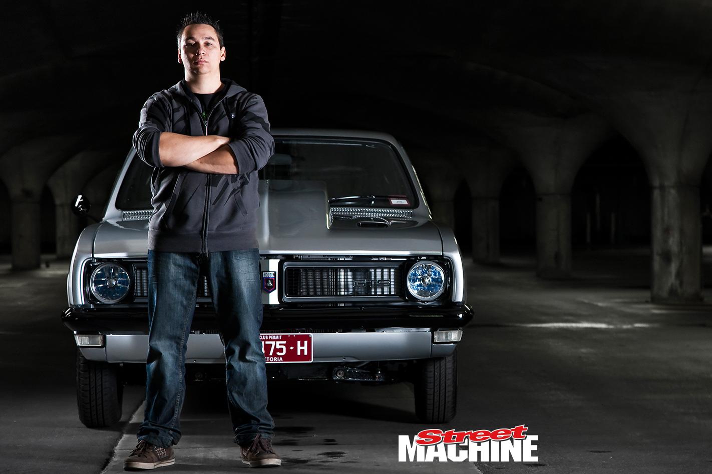 Holden HG Monaro GTS 355 V8 1