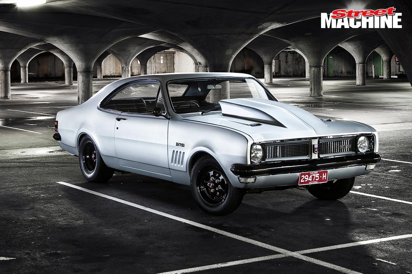 Holden HG Monaro GTS 355 V8 5