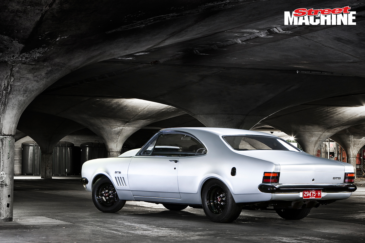 Holden HG Monaro GTS 355 V8 10