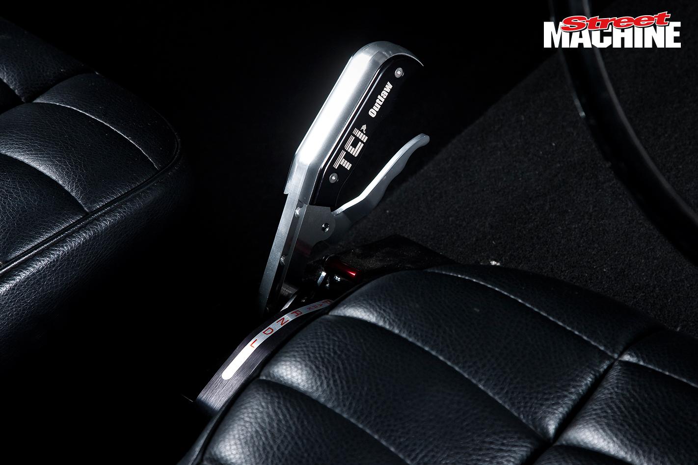 Holden HG Monaro GTS 355 V8 Interior 3