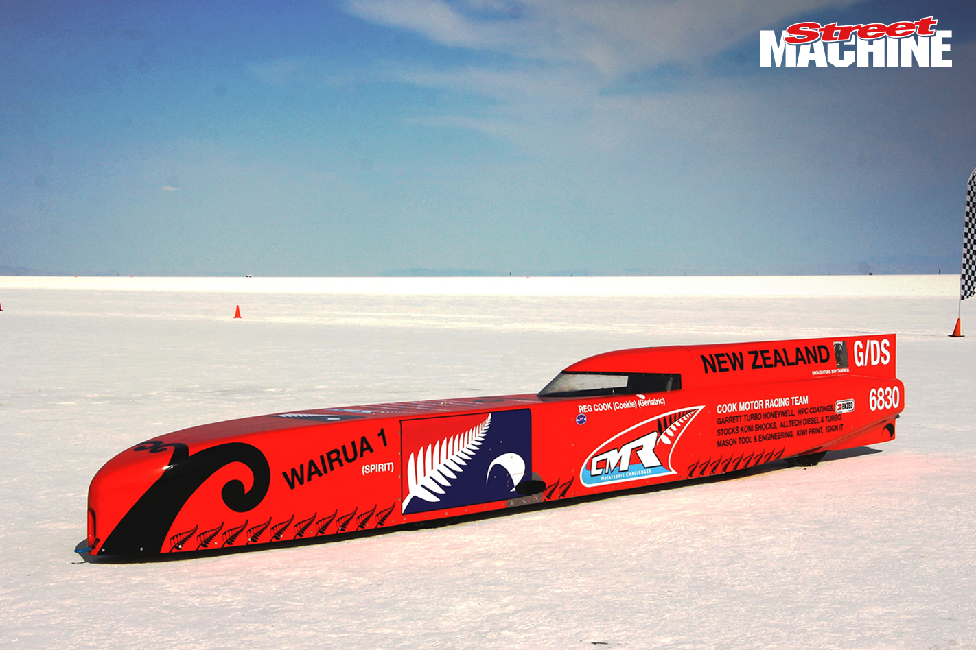 Speed Week Bonneville 03