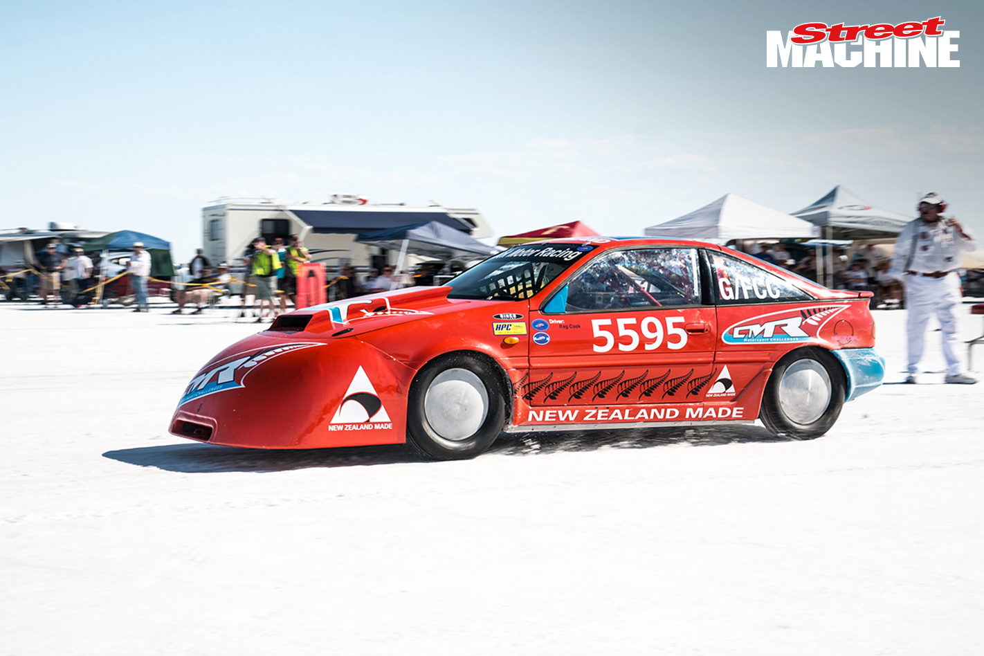 Speed Week Bonneville 4470
