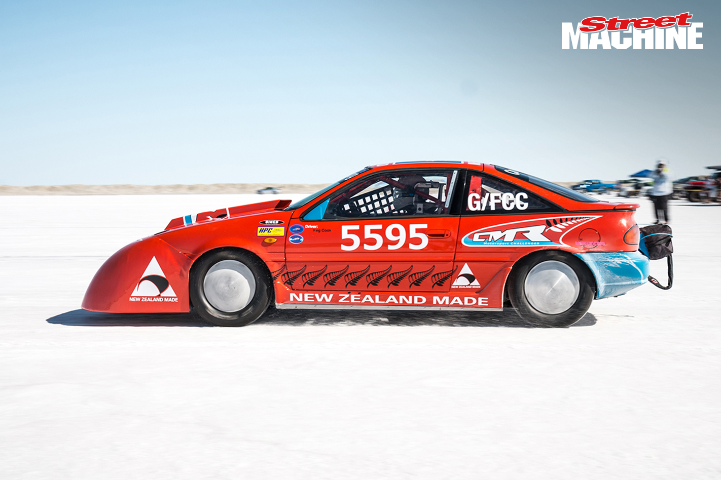 Speed Week Bonneville 4472