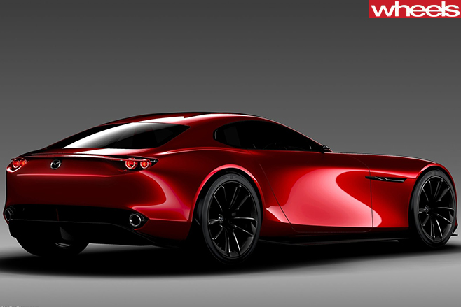 Mazda -rx -vision -concept --rear