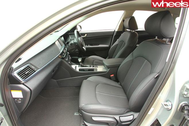Kia -Optima -interior
