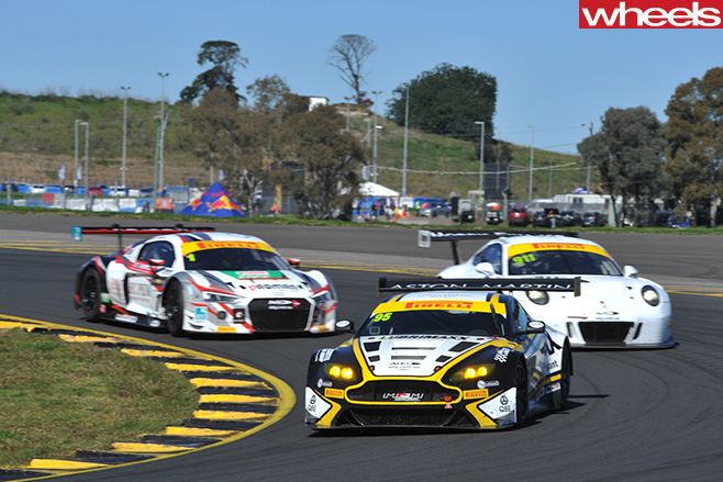CAMS-Australian -Endurance -Championship -Aston -Martin -Vantage