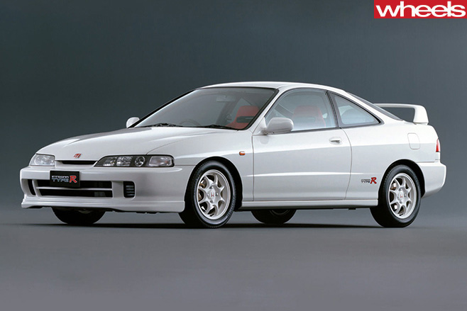 Honda -Integra -Type -R-front -side