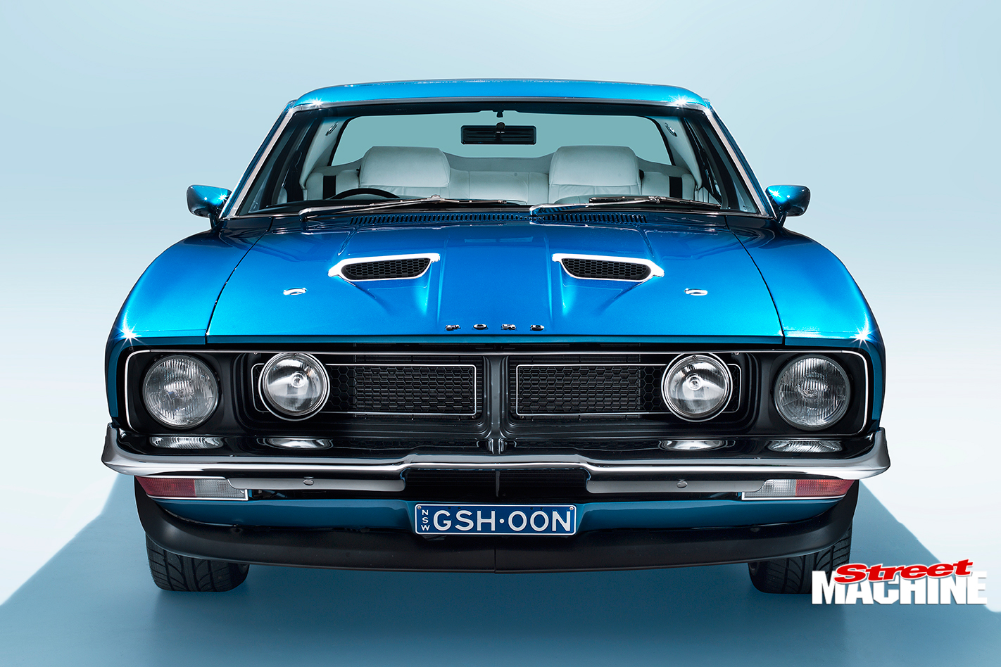 Ford -XB-Falcon -Fairmont -GS-front