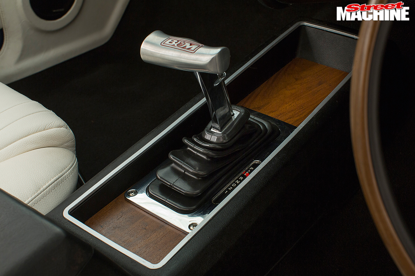Ford -XB-Falcon -Fairmont -GS-shifter