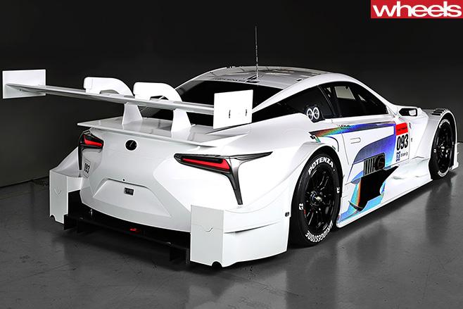 Lexus -LC-500-Super -GT
