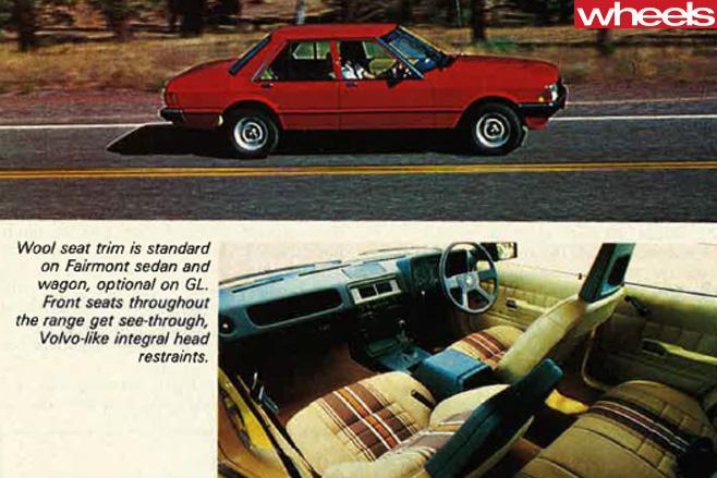 1979-Ford -Falcon -interior