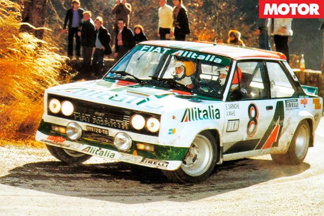 Fiat 131 Abarth