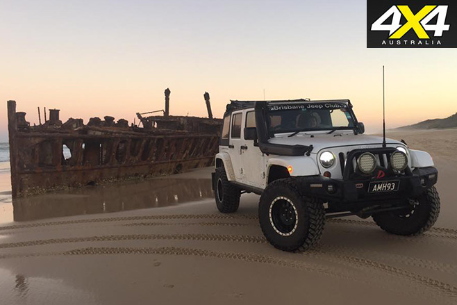 2013 jeep wrangler rubicon beach