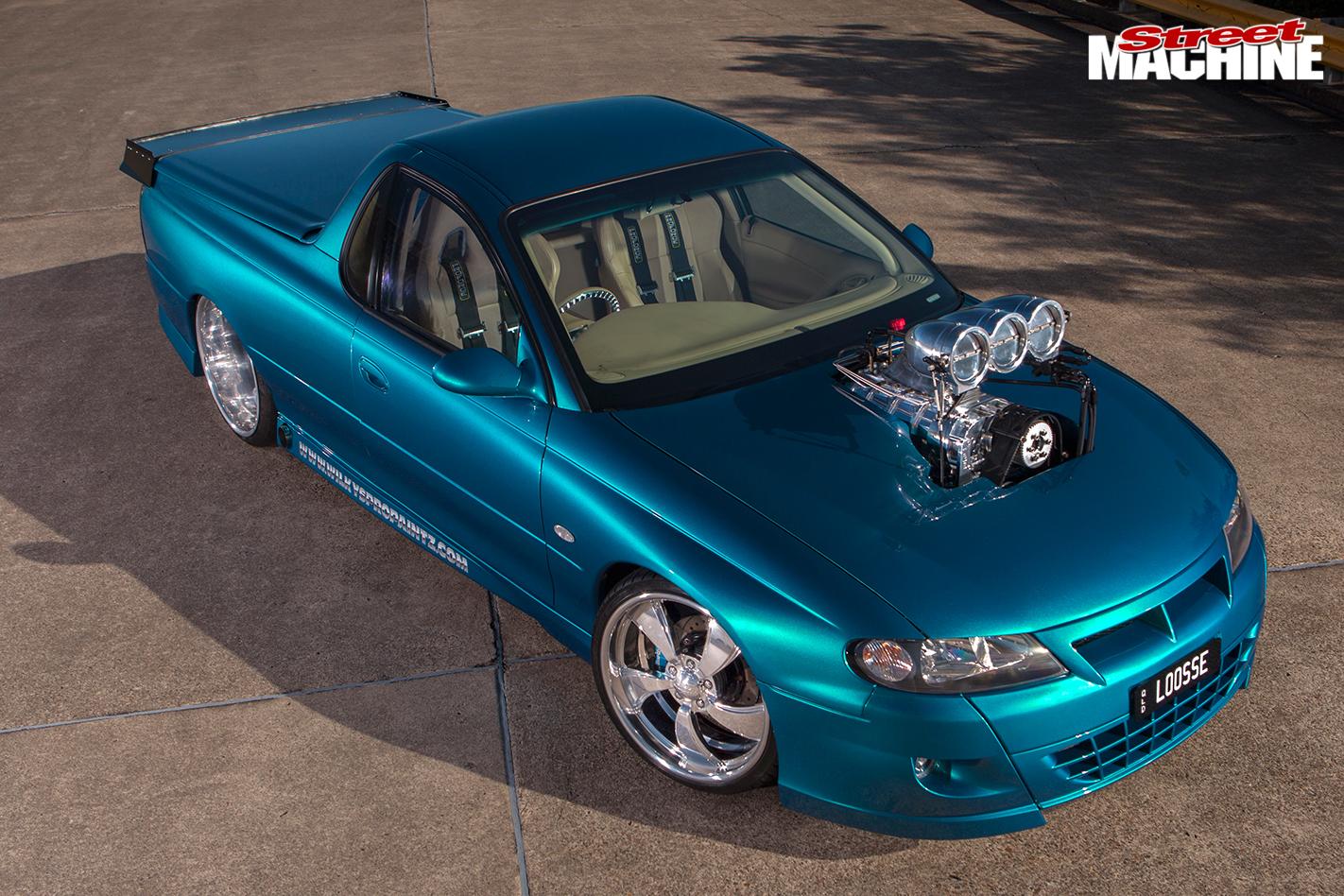Holden -SS-ute -topview