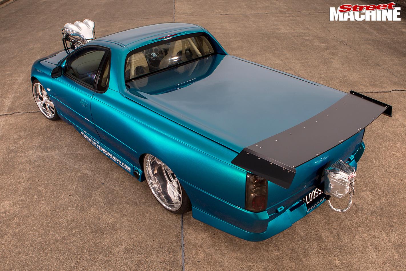 Holden -SS-ute -topview -rear