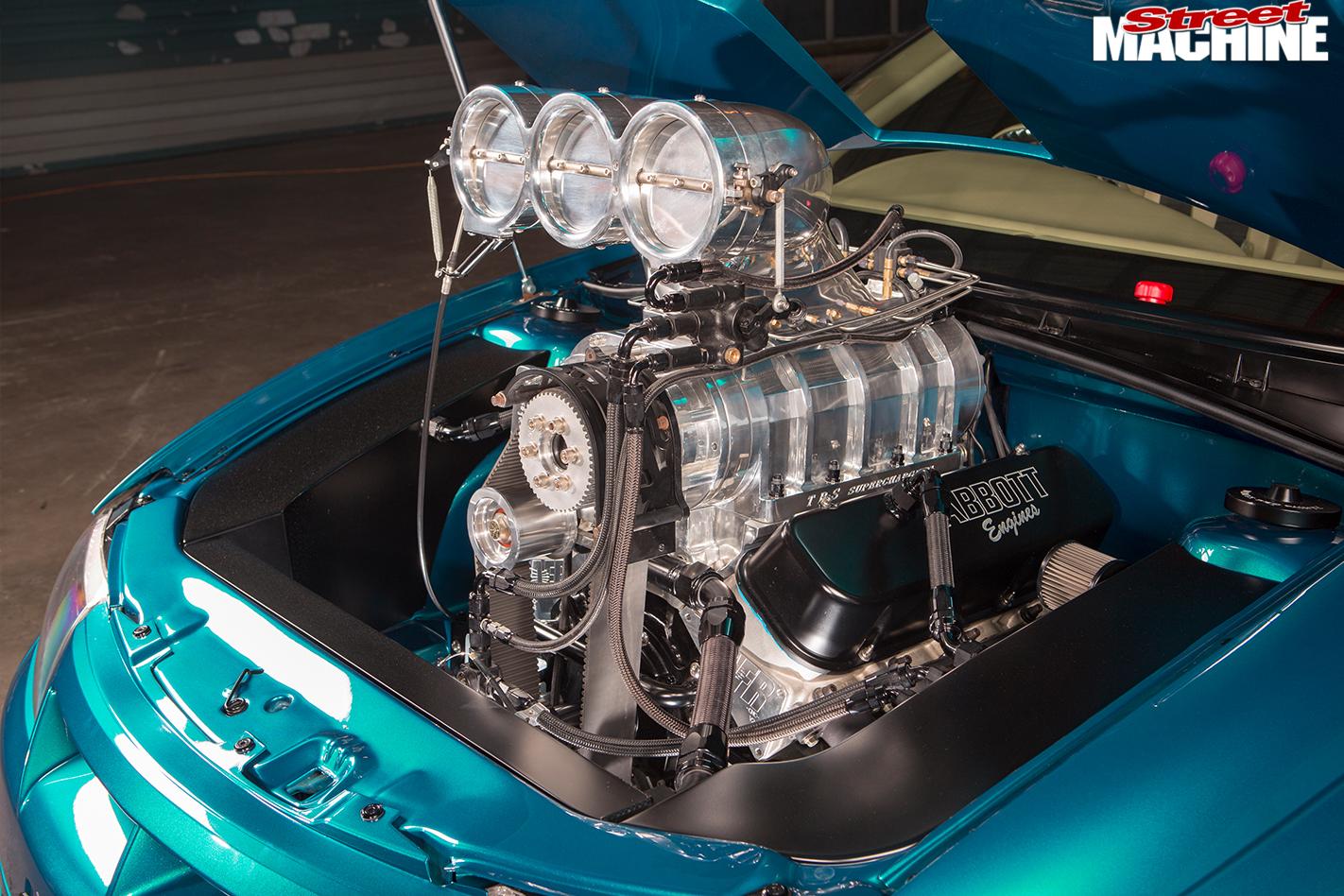 Holden -ss -ute -engine