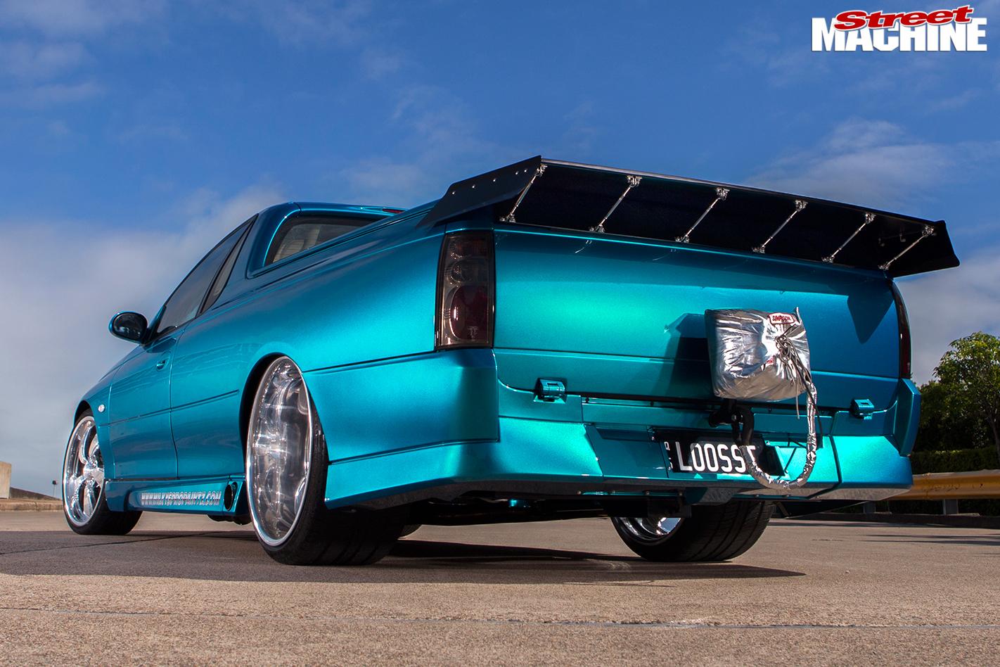 Holden -SS-ute -rear