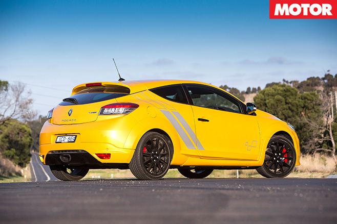 Yellow RS 250 Trophy