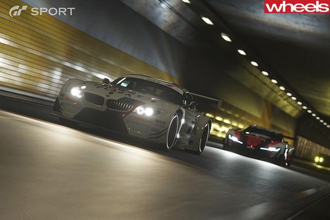 BMW-racing -track -GT-Sport