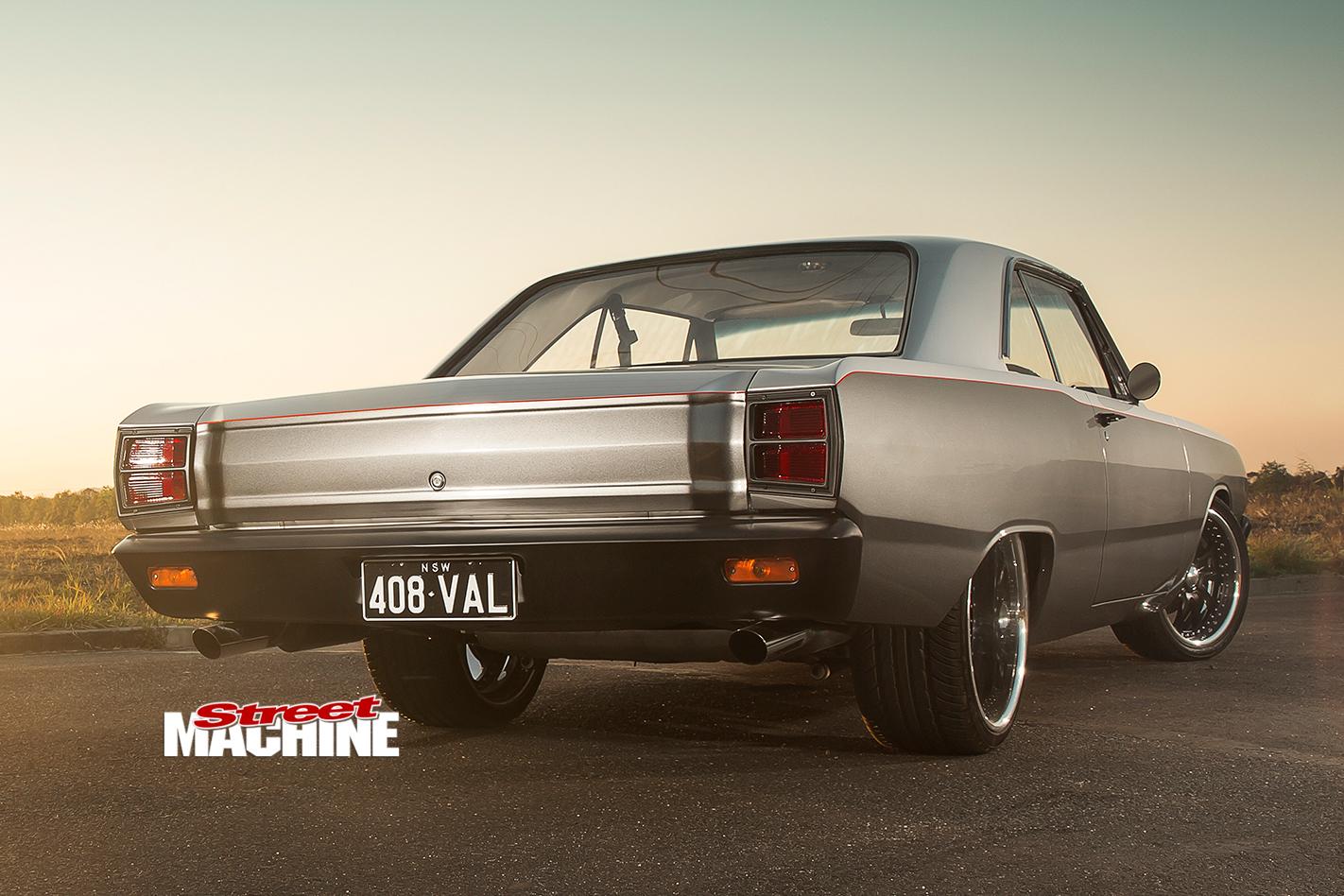 Chrysler Valiant VF rear
