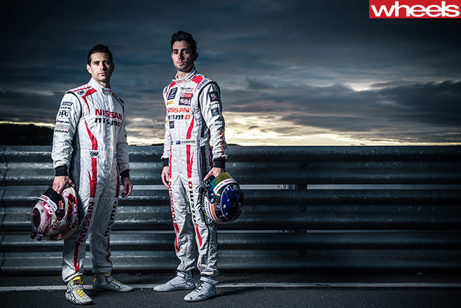 Nissan -drivers