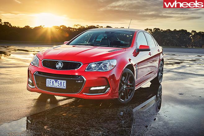 Holden -Commodore
