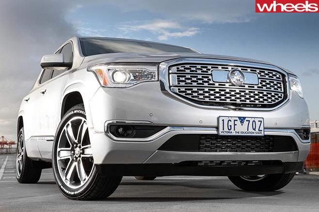 Holden -Arcadia -seven -seat -SUV