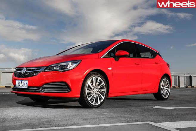 Holden -Astra -side