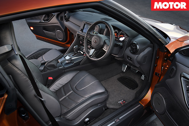 2017 Nissan GT R prices revealed