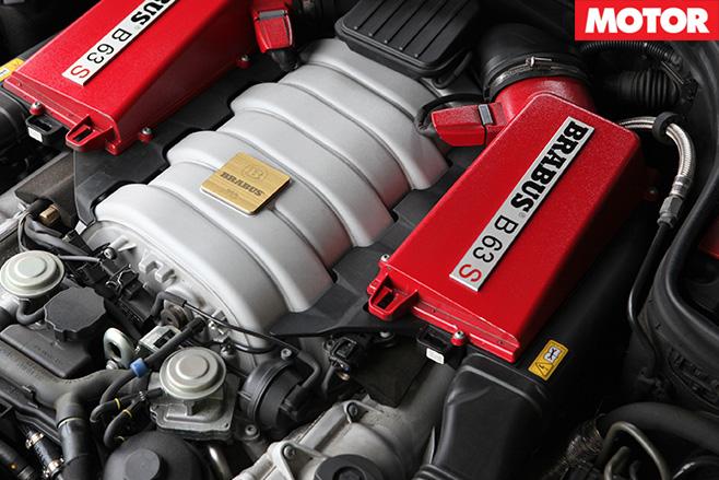 Brabu b c63 s engine