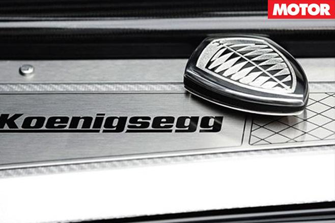 Koenigsegg ccxr keys