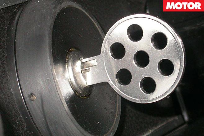 Porsche 917 replica key