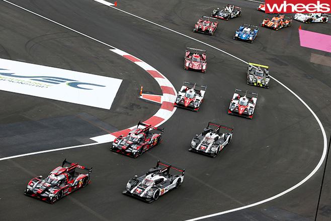 WEC-cars -racing