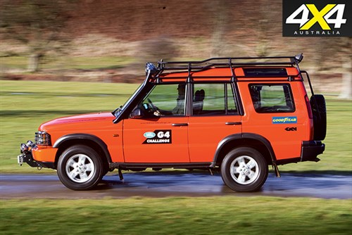 Land -rover -discovery -2-side -driving