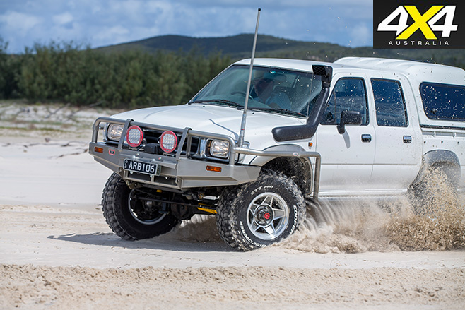 ARBs Toyota Hilux