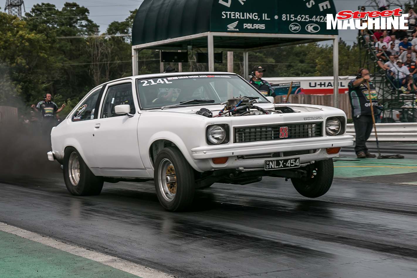 Holden LX Torana Hatch Drag Week 1