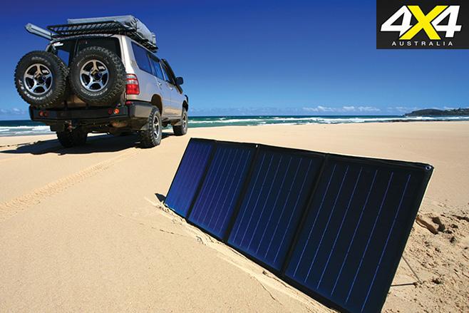 Projecta -folding -solar -panel