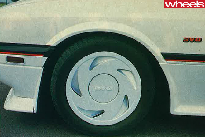 Ford -Falcon -XF-SVO-alloy -wheel