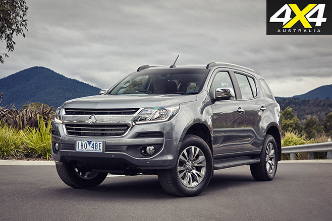 2017 Holden Trailblazer still