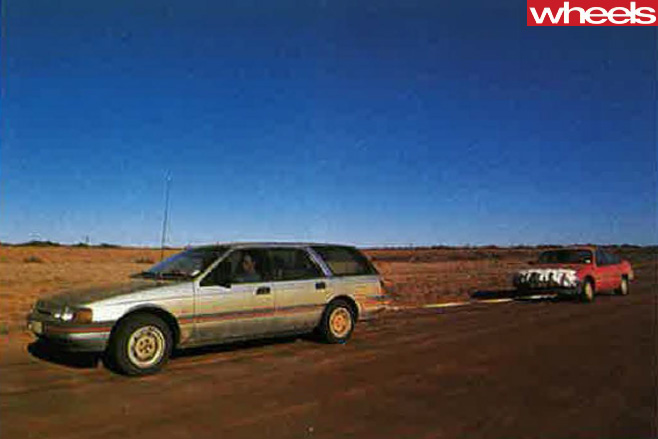 1988-Ford -Falcon -EA-26-driving -side