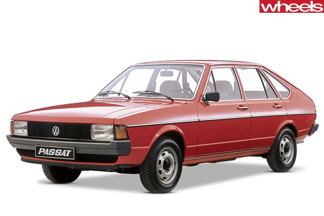 Volkswagen -Passat -classic