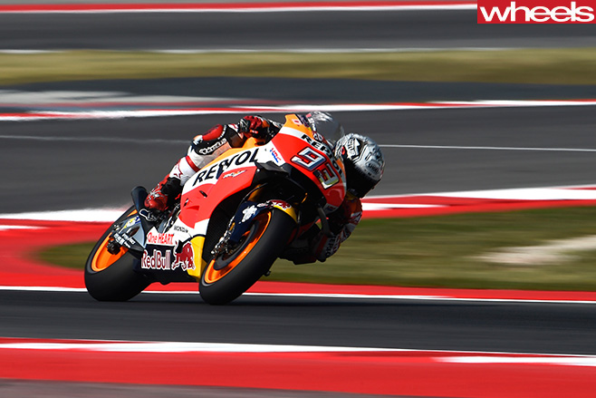 Moto Gp -Marc -Marquez