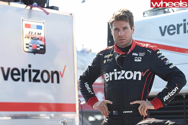 Indycar -driver -team -penske
