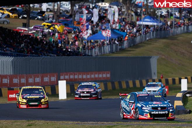 V8-Supercars -race